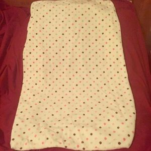 Carter's Other - SOFT MINKY Changing Pad Cover